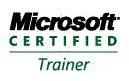 Certifié Microsoft Certified Trainer